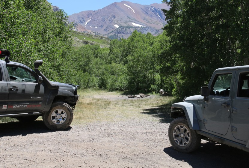 Tacoma and Jeep Rubicon Shoot-out -   TAP Into Adventure!