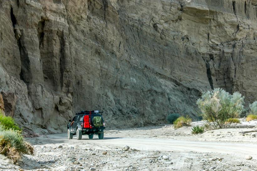Anza Borrego Arroyo Tapiado Mud Caves Tap Into Adventure