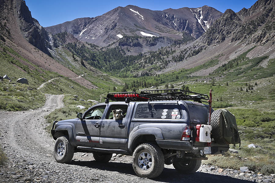 Inyo National Forest Laurel Lake Tap Into Adventure