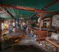Death Valley Cerro Gordo Ghost Town saloon