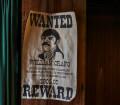 Death Valley Cerro Gordo Mine-wanted poster