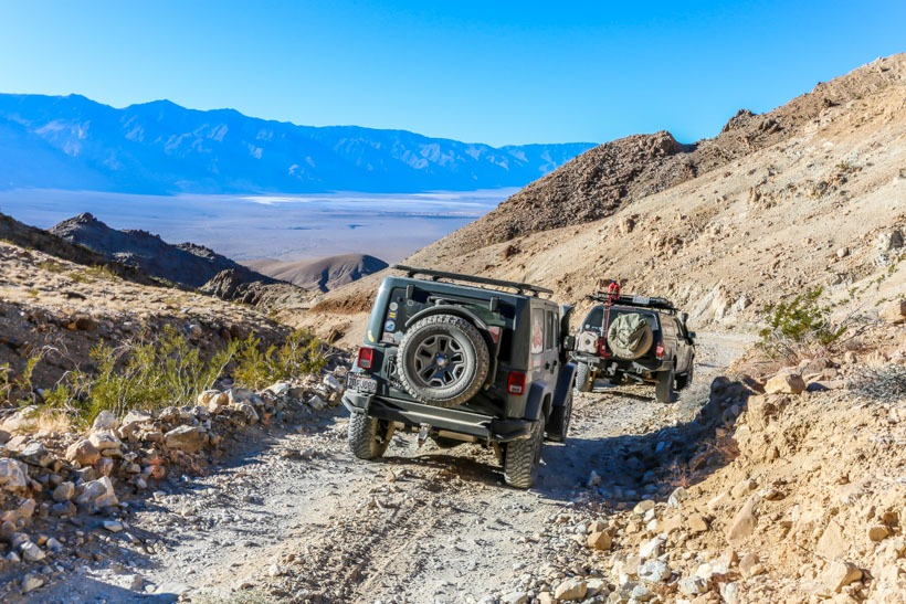 Death Valley Lippincott Mine Road Tap Into Adventure