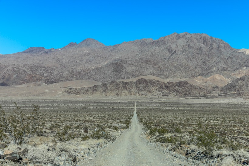 Best Off Road Vehicle Of All Time >> Death Valley-Saline Valley Road -   TAP Into Adventure!