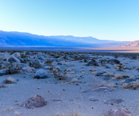Death Valley-Saline Valley sunset