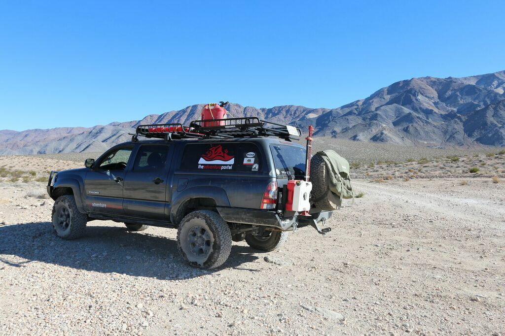 Tap 1 Toyota Tacoma Tap Into Adventure