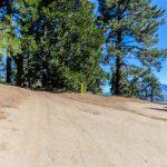 Thomas mountain campsite marker