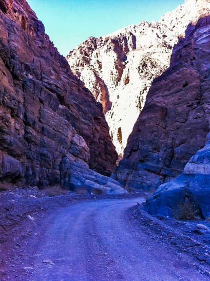 Death Valley Titus Canyon Road Tap Into Adventure