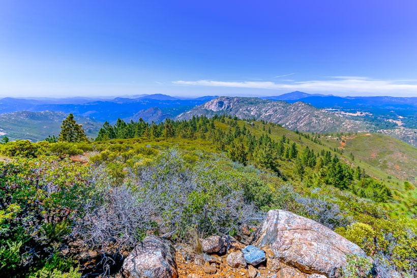 Clevland National Forest Los Pinos Trail Tap Into Adventure
