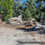 Yellow post camping Thomas Mountain 2