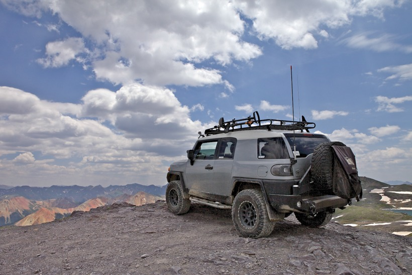 June 2015 Featured Rig 2010 Toyota Fj Cruiser Tap Into