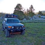 Monache Meadows Trail, Sequoia National Forest, CA