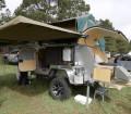 Moby 1 teardrop trailers