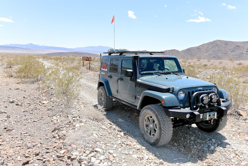 Tap 2 Jeep Wrangler Tap Into Adventure