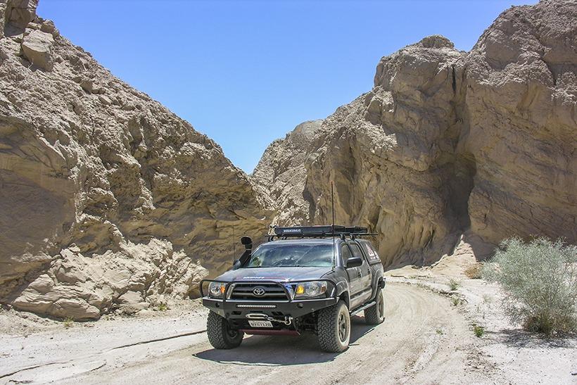 Arroyo Seco del Diablo Trail