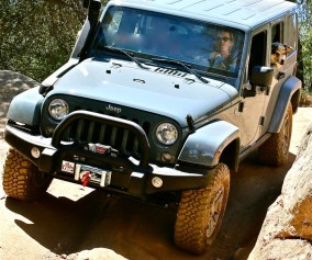 The Adventure Portal Jeep Wrangler Rubicon