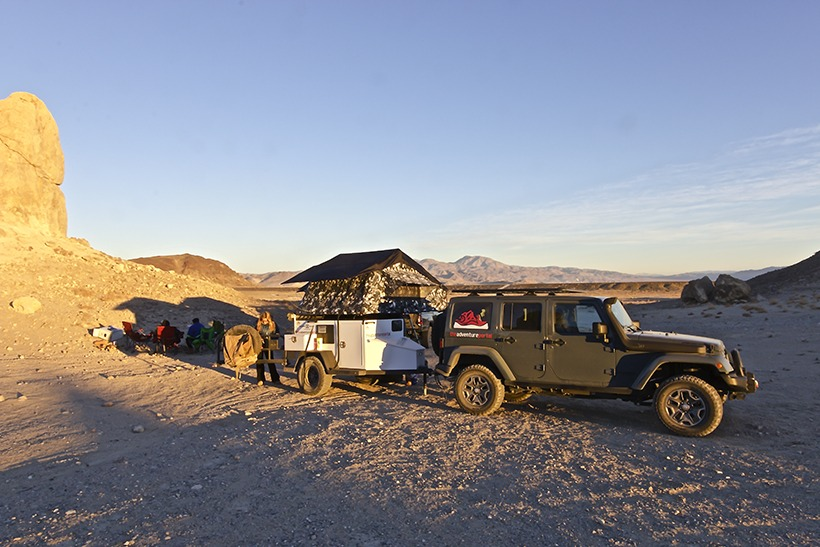 Turtleback Trailer - Off - Road Trailer Review   TAP Into