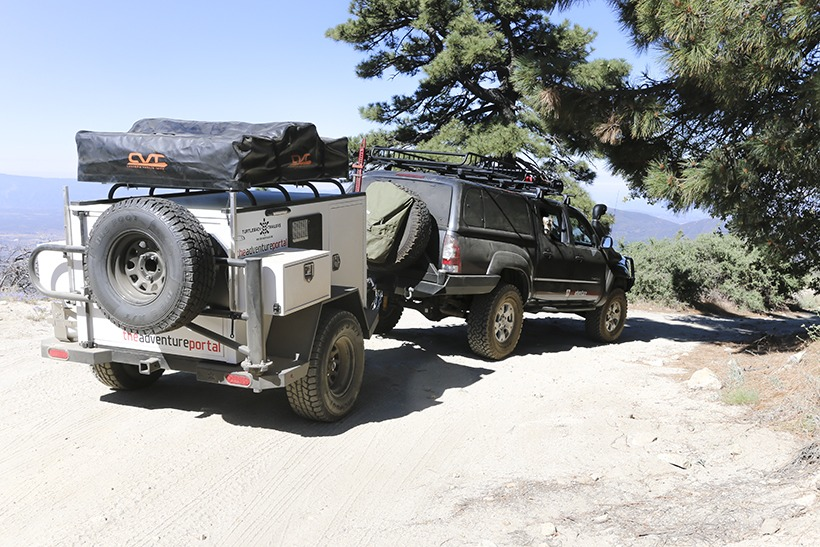 Turtleback Trailer Off Road Trailer Review Tap Into