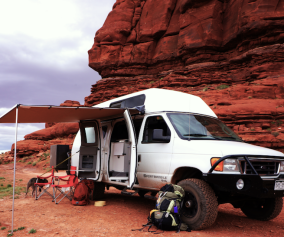 the adventure portal Into the wild expedition rentals