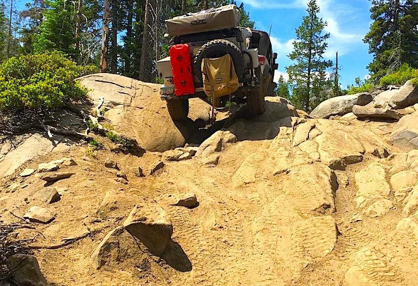 The Rubicon Trail Trip Report Tap Into Adventure
