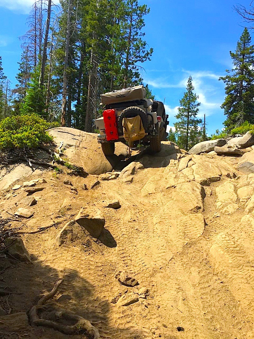 The Rubicon Trail Trip Report Tap Into Adventure