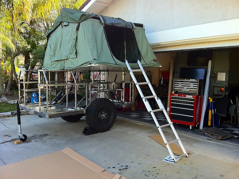 leitner s off road trailer build tap into adventure