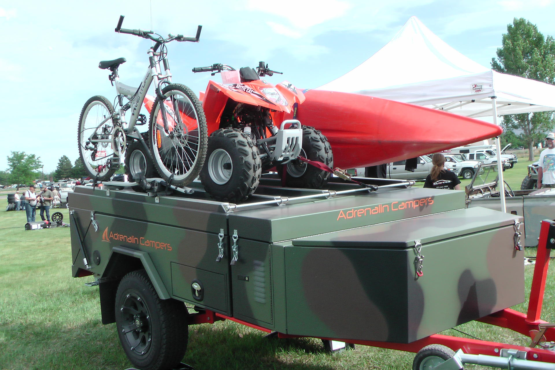 Off-Road Trailer Buyer's Guide