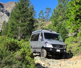 the adventure portal 4x4 sprinter RV