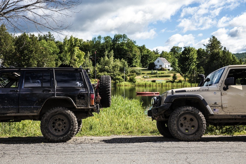 Vermont Overland Trophy 2015 - | TAP Into Adventure!