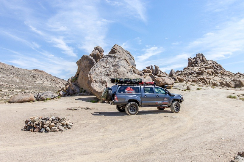 Boulder camping the adventure portal
