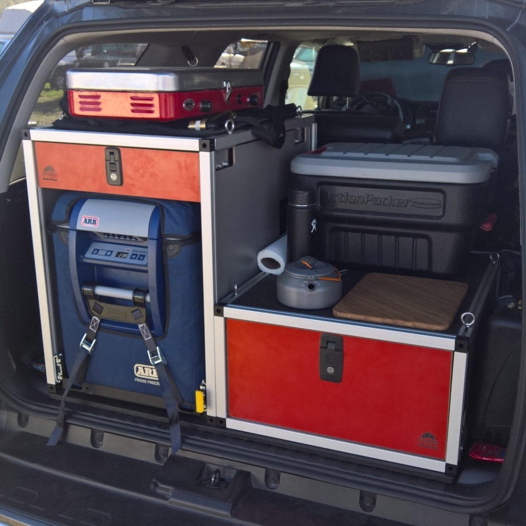 Goose Gear Solid Storage Solutions For The Overlander
