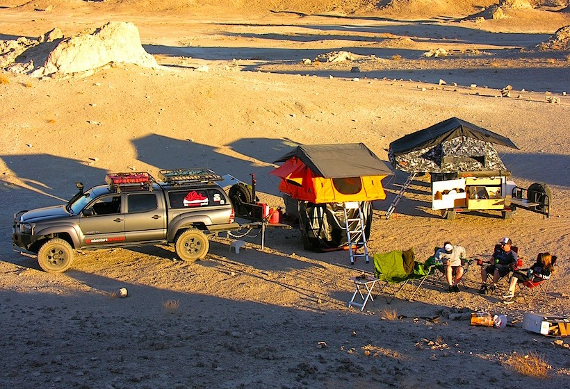 Attention Roof Top Tent overlanders! & Roof Top Tent Accessories - | TAP Into Adventure!