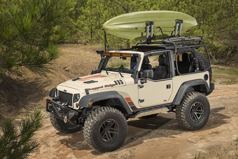 Jeep Jk Roof Top TentAdventure Series Manual 49 Jeep Edition Roof Top Tent & Jeep Jk Roof Top Tent - Flat Roof Pictures