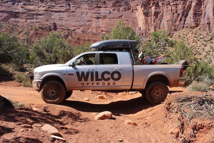 ADV Rack-Wilco Offroad - | TAP Into Adventure!