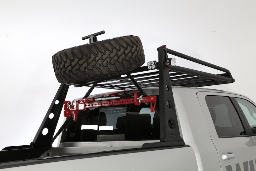 Adv Rack Wilco Offroad Tap Into Adventure