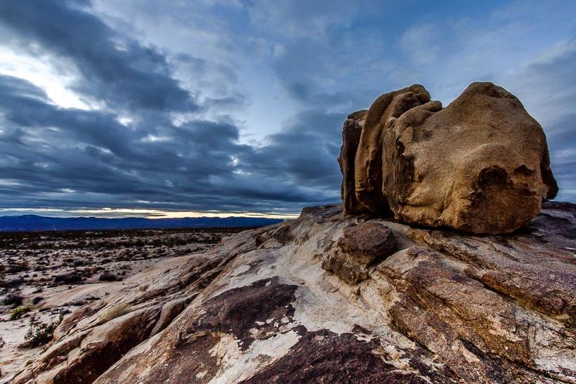 Balancing Rock West