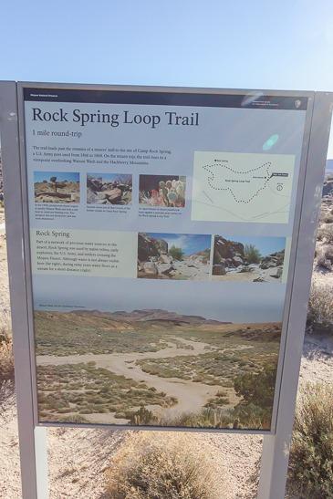 Rock Spring area