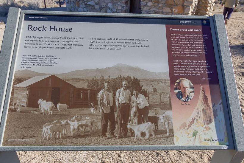 Rock house history