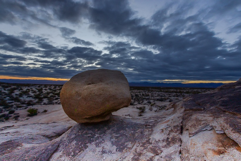 The Balancing Rock West