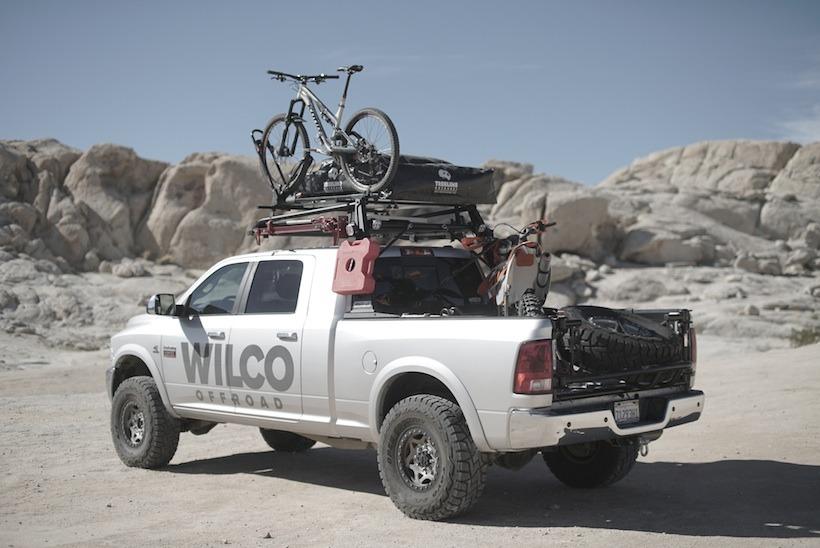 ADV Rack Wilco Offroad