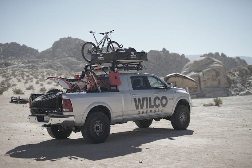 Adv Rack Wilco Offroad Tap Into Adventure
