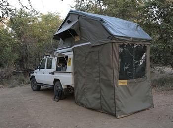 EA XKLUSIV  roof top tent rtt