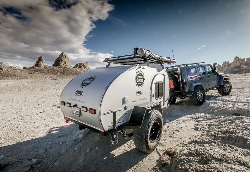 Field test: So-Cal Krawler Teardrop trailer -   TAP Into