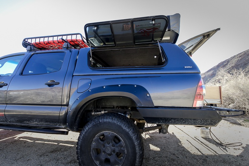TAP's Tacoma 2016 build up-date - | TAP Into Adventure!