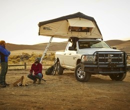 ODIN roof top tent