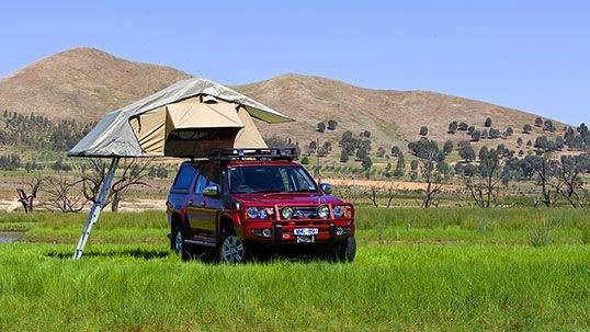 ARB roof top tent