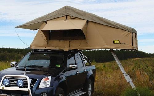 TJM roof top tent