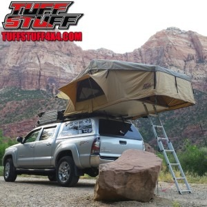 TUFF-STUFF-ROOFTOP-TENT-2 & Roof Top Tent Buyeru0027s Guide - | TAP Into Adventure!