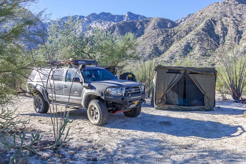 OZ tent Baja