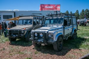 Defender love Overland Expo 2016