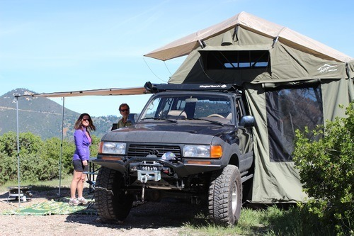 stries was created out of 20 years of experience and innovation. They manufacture everything from custom off-road trailers to custom off-road capable parts ... & Roof Top Tent Buyeru0027s Guide - | TAP Into Adventure!